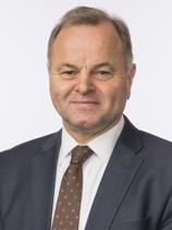 Stortingspresident Olemic Thommesen